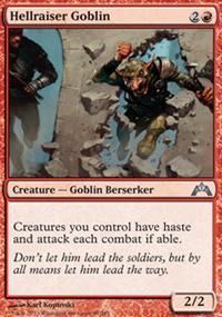 Hellraiser Goblin - Gatecrash