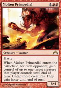 Molten Primordial - Gatecrash