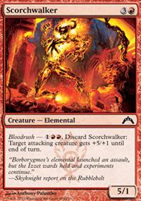 Scorchwalker - Gatecrash