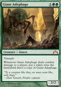 Giant Adephage - Gatecrash