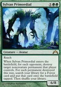 Sylvan Primordial - Gatecrash