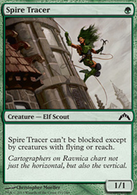 Spire Tracer - Gatecrash