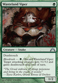 Wasteland Viper - Gatecrash