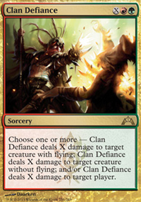 Clan Defiance - Gatecrash