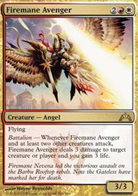 Firemane Avenger - Gatecrash