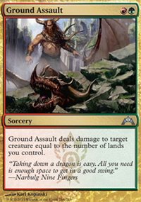Ground Assault - Gatecrash