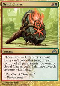 Gruul Charm - Gatecrash