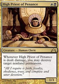 High Priest of Penance - Gatecrash