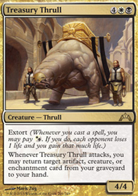 Treasury Thrull - Gatecrash
