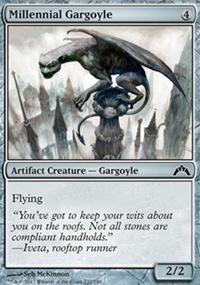 Millennial Gargoyle - Gatecrash