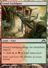 Gruul Guildgate - Gatecrash
