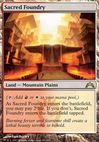 Sacred Foundry - Gatecrash