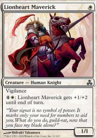 Lionheart Maverick - Guildpact