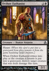 Orzhov Euthanist - Guildpact