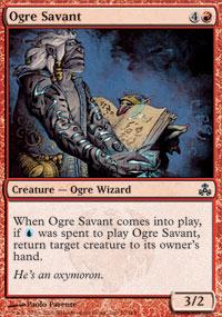 Ogre Savant - Guildpact