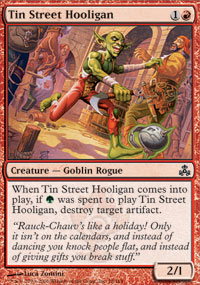 Tin Street Hooligan - Guildpact