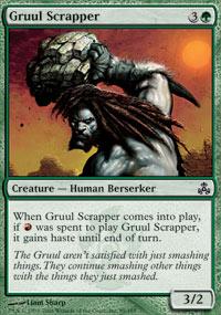 Gruul Scrapper - Guildpact