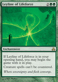 Leyline of Lifeforce - Guildpact