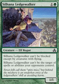Silhana Ledgewalker - Guildpact