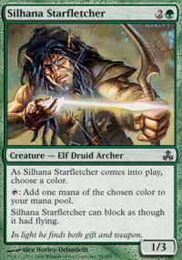 Silhana Starfletcher - Guildpact