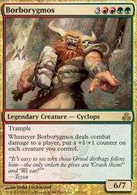 Borborygmos - Guildpact