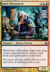 Izzet Chronarch - Guildpact