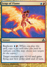 Leap of Flame - Guildpact