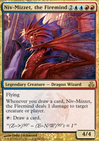 Niv-Mizzet, the Firemind - Guildpact