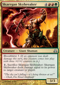 Skarrgan Skybreaker - Guildpact