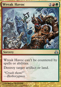 Wreak Havoc - Guildpact