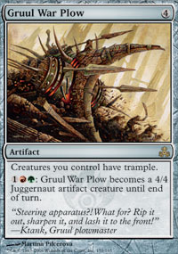 Gruul War Plow - Guildpact