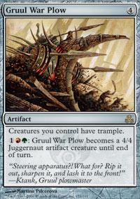 Gruul War Plow - Guildpact