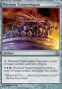 Mizzium Transreliquat - Guildpact