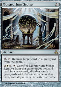 Moratorium Stone - Guildpact