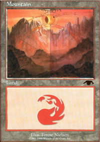 Mountain - GURU Lands