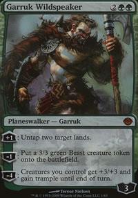 Garruk Wildspeaker - Garruk vs. Liliana