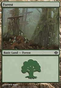 Forest 2 - Garruk vs. Liliana