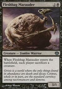 Fleshbag Marauder - Garruk vs. Liliana