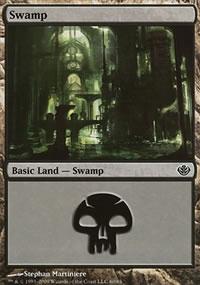 Swamp 1 - Garruk vs. Liliana