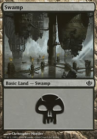 Swamp 2 - Garruk vs. Liliana