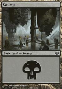 Swamp 2 - Garruk vs. Liliana