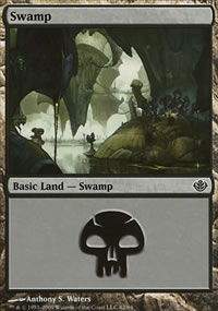 Swamp 3 - Garruk vs. Liliana