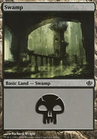 Swamp 4 - Garruk vs. Liliana