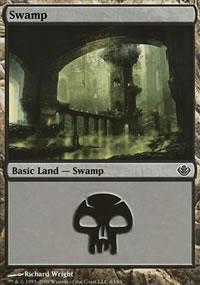 Swamp 4 - Garruk vs. Liliana