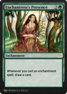 Enchantress's Presence - Historic Anthology 3