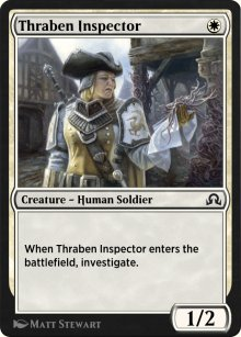 Thraben Inspector - Historic Anthology 4