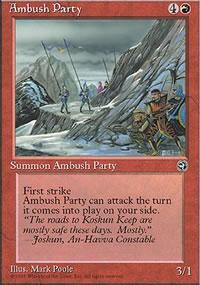 Ambush Party 2 - Homelands