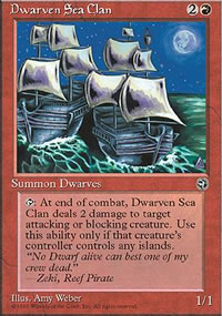 Dwarven Sea Clan - Homelands
