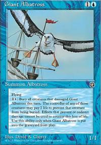 Giant Albatross 1 - Homelands