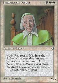 Hazduhr the Abbot - Homelands
